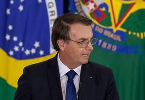 O presidente Jair Bolsonaro 30/05/2019 Foto: Isac Nobrega/ Divulgação