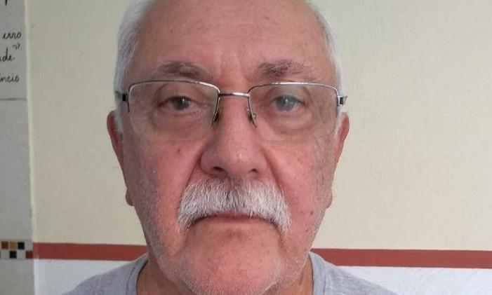 José Cândido Procópio da Silva Valle é ex-sogro do presidente Jair Bolsonaro Foto: Reprodução