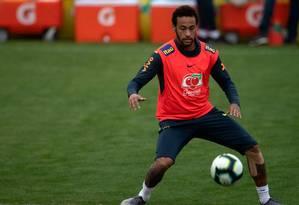 Neymar enfrenta acusação de estupro Foto: MAURO PIMENTEL / AFP