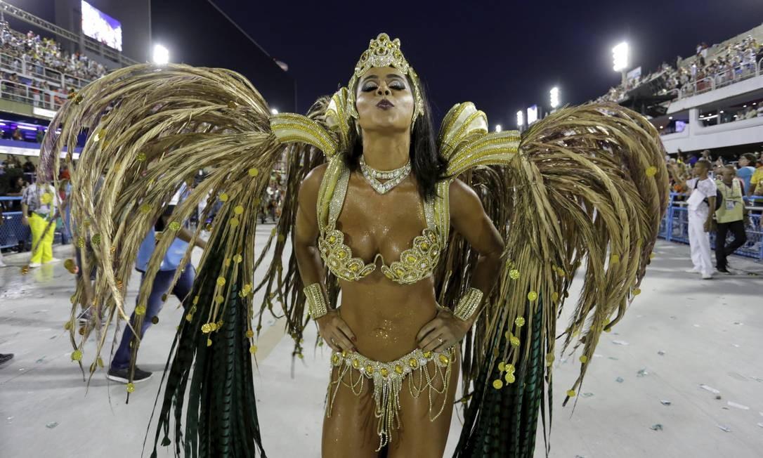 Cinco agremiações foram contra a manutenção da Imperatriz no Grupo Especial Foto: Marcelo Theobald / Agência O Globo