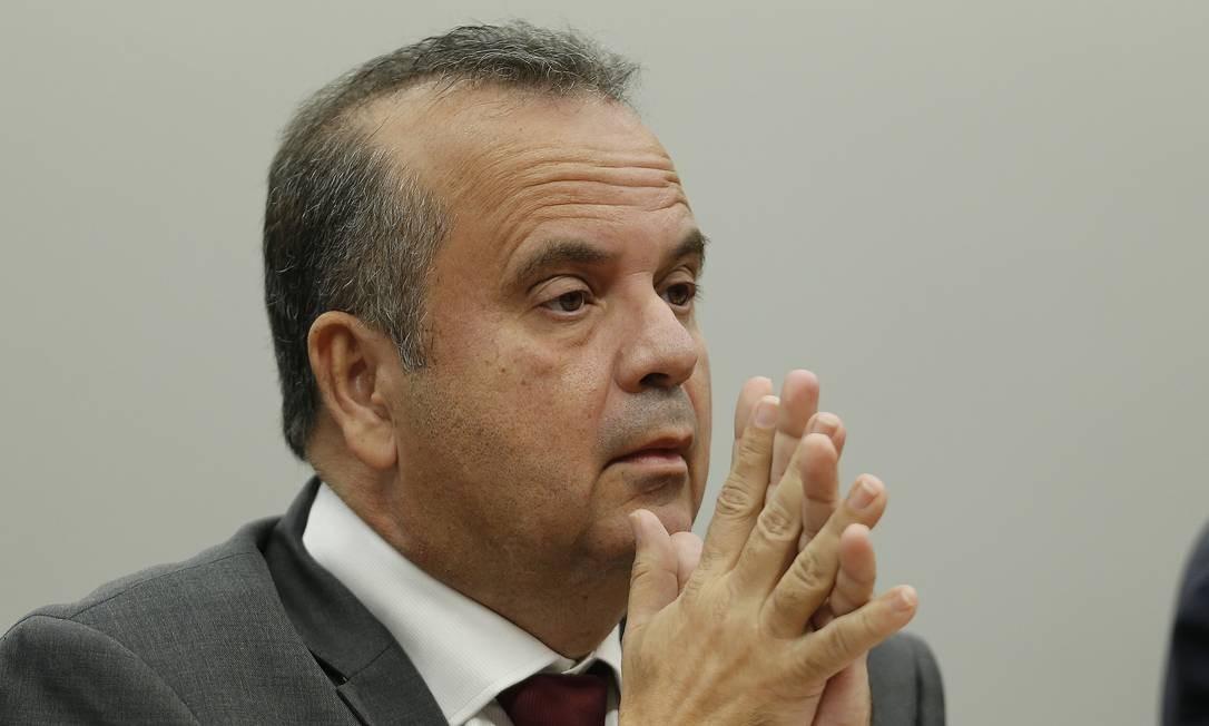 O secretário especial da Previdência Social, Rogério Marinho Foto: Jorge William / Agência O Globo
