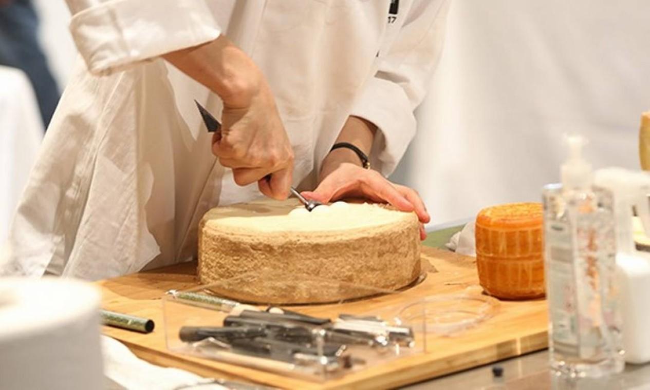 Três queijos da Serra da Canastra (MG) e um de São Paulo foram premiados no evento realizado na França Foto: Divulgação