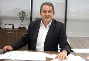 Francisco Noveletto, vice-presidente da CBF Foto: Divulgação