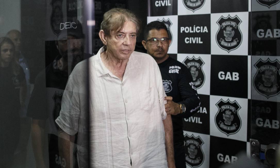 O médium João de Deus, acusado de violência sexual por mais de 100 mulheres Foto: Daniel Marenco / Agência O Globo