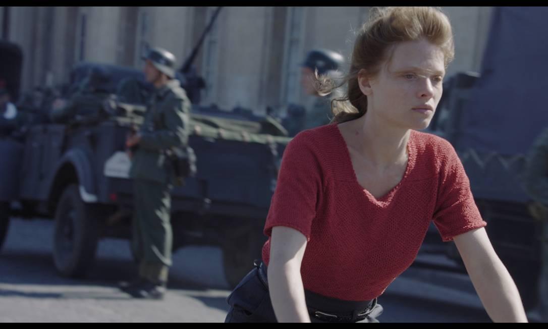 Mélanie Thierry em cena do filme 'Memórias da dor' Foto: Divulgação