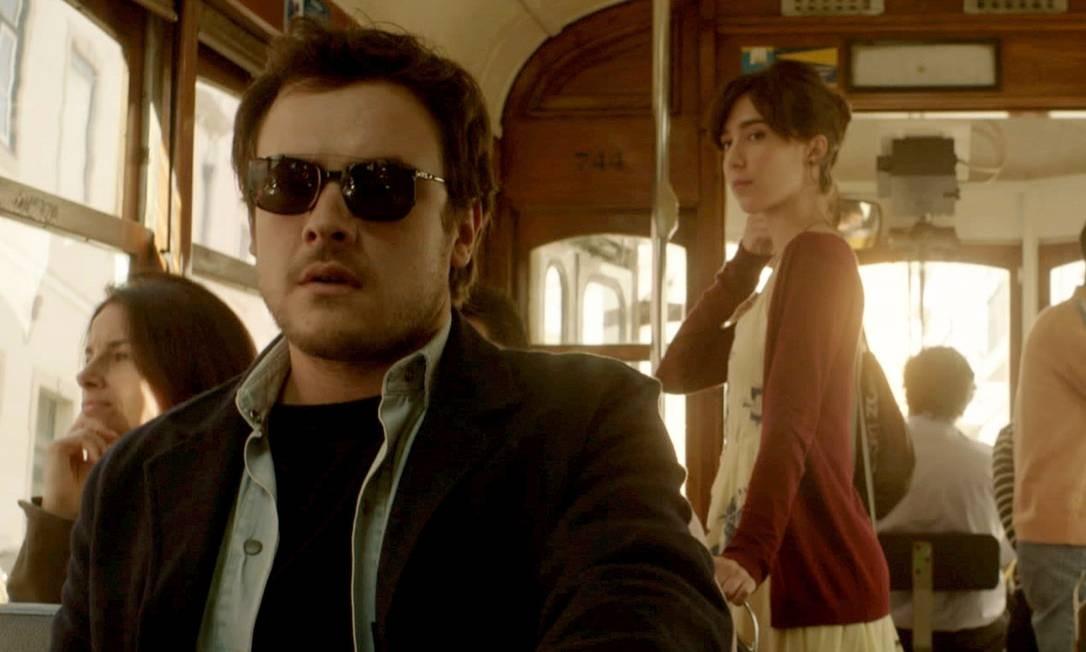 Sérgio Guizé e Marjorie Estiano em cena do filme 'Beatriz' Foto: Divulgação