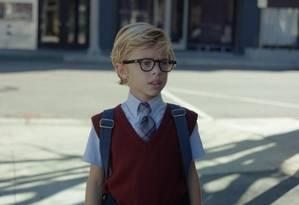 Rowan Smyth em cena do filme 'Eu acredito' Foto: Divulgação