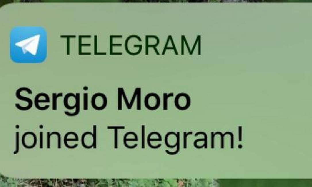 Moro teve número hackeado Foto: Reprodução
