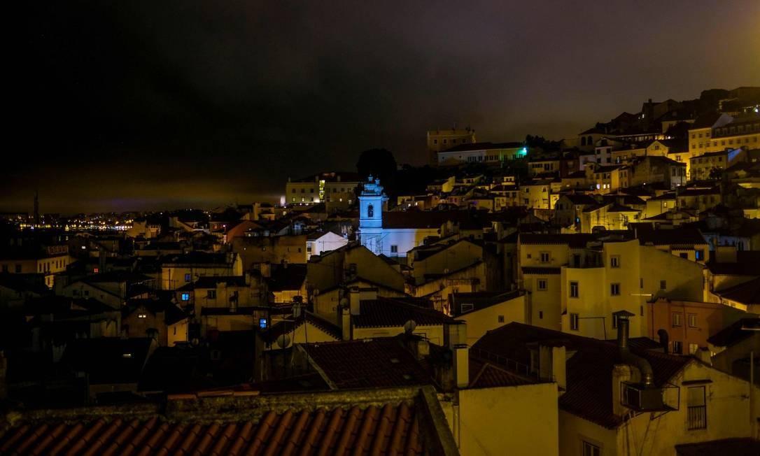 """Seduzida por esta mistura musical, a rainha do pop criou uma obra, chamada """"Madame X"""", inspirada nas noites de Lisboa e nos artistas que conheceu na capital portuguesa Foto: PATRICIA DE MELO MOREIRA / AFP"""