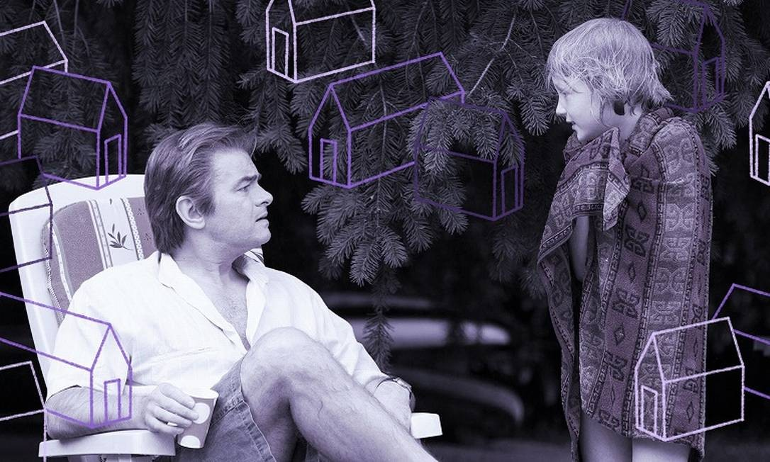 """Filme """"Inocência roubada"""", de Andréa Bescond e Éric Métayer Foto: Arte de Ana Luiza Costa sobre foto divulgação"""