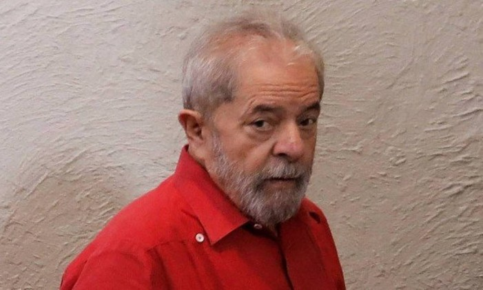 O ex-presidente Lula Foto: Nacho Doce