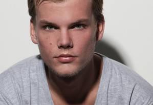 O DJ sueco Avicii Foto: Divulgação