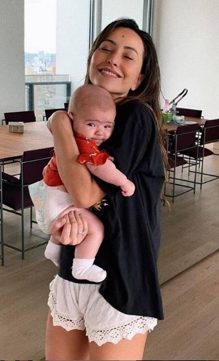 Sabrina e Zoe Foto: Reprodução/ Instagram