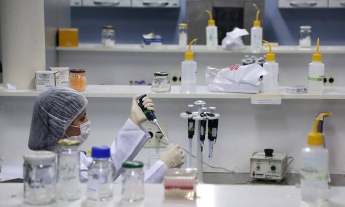 Banco de DNA do Rio Foto: Custódio Coimbra / Agência O Globo