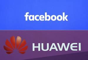 Faceboo, WhatsApp e Instagram vão ficar de fora dos celulares Huawei. Foto: AFP