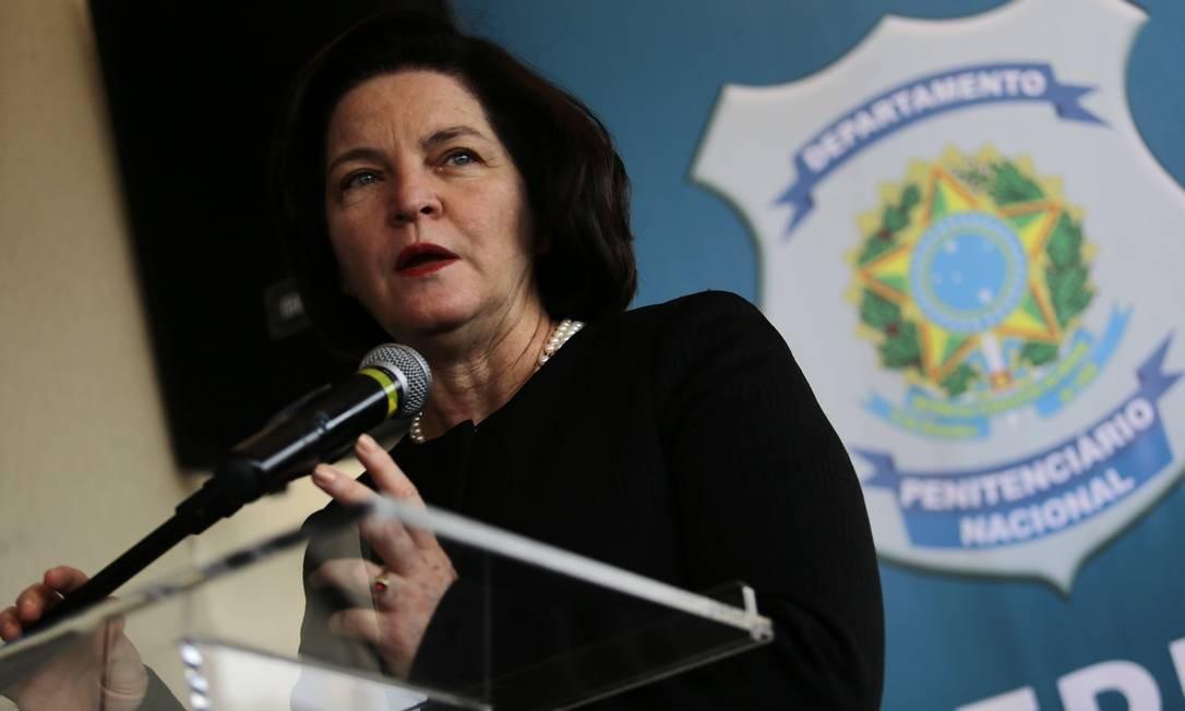 A procuradoria-geral da República, Raquel Dodge. Foto: Jorge William / Agência O Globo