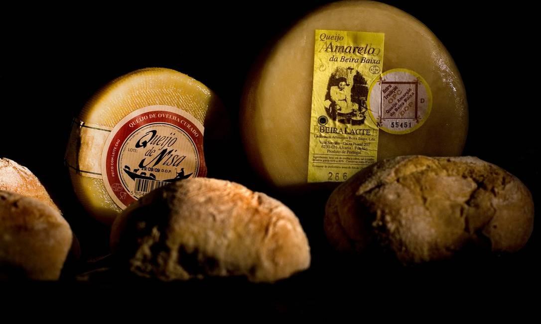 Queijo de Nisa e queijo amarelo da Beira Baixa Foto: rui gaudencio / PUBLICO / rui gaudencio/Público