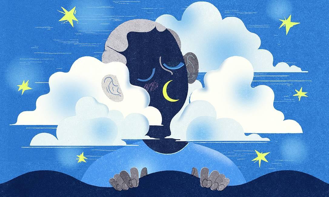 A apneia do sono pode resultar em uma qualidade de vida ruim, risco de doença cardíaca, diabetes e até câncer Foto: GRACIA LAM / NYT