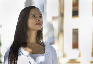 Sem perspectiva. Fernanda Rêgo obteve, na Justiça, indenização de R$ 200 mil: pela fila de credores da PDG, receberá em 2037 Foto: Ana Branco / Agência O Globo
