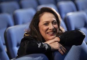 Eliane Giardini preza os longos anos de parceria profissional com Paulo Betti; 'Com a nossa separação, parei de reagir e passei a agir', diz ela Foto: Ana Branco / Agência O Globo