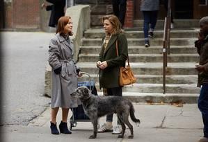 "Isabelle Huppert e Chloë Grace Moretz em cena de ""Obsessão"", de Neil Jordan Foto: Shane Mahood"