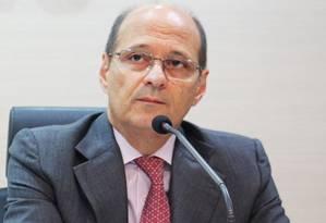 O desembargador Abel Gomes, do Tribunal Regional Federal da 2ª Região Foto: Divulgação