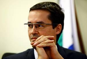 Deltan Dallagnol, procurador da República: conversas com Moro trataram sobre operações da Lava-Jato Foto: Heuler Andrey/Dia Esportivo / Agência O Globo