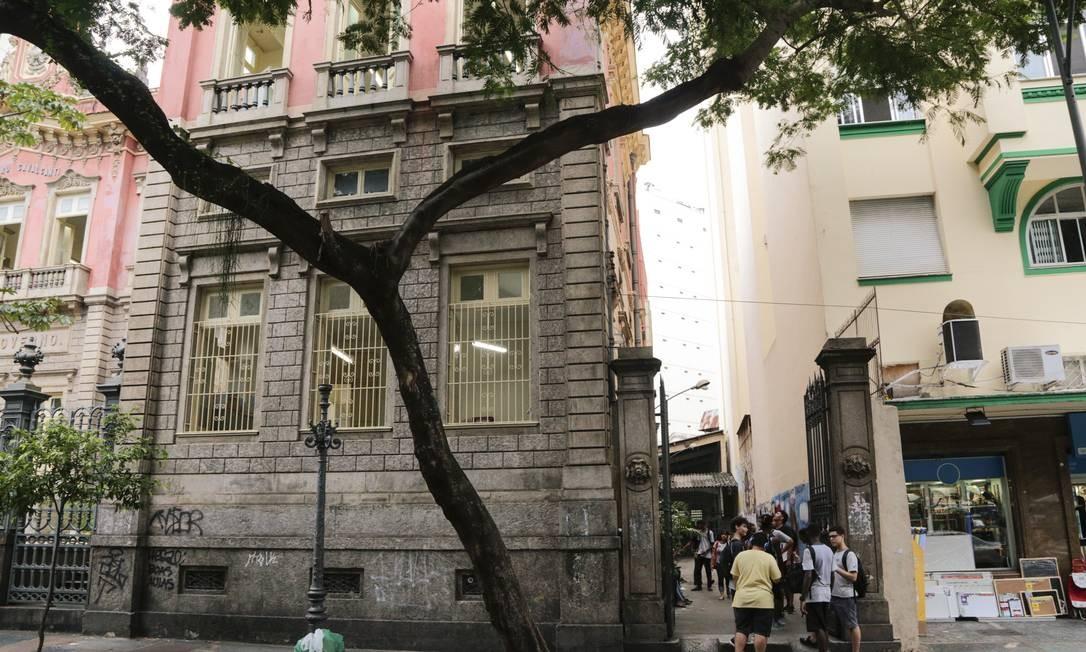 Secretaria de Educação fechará 179 turmas ainda esta semana Foto: Bruno Kaiuca em 17/04/2019 / Agência O Globo