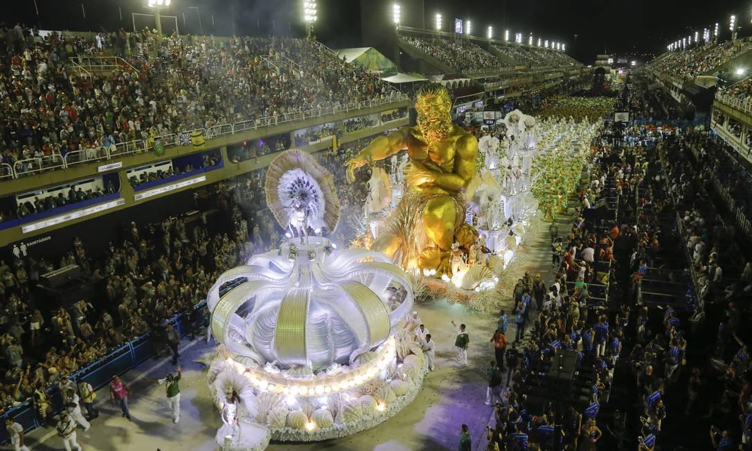 Desfile da Escola de Samba Imperatriz Leopoldinense Foto: Luís Alvarenga/03.03.2019 / Agência O Globo