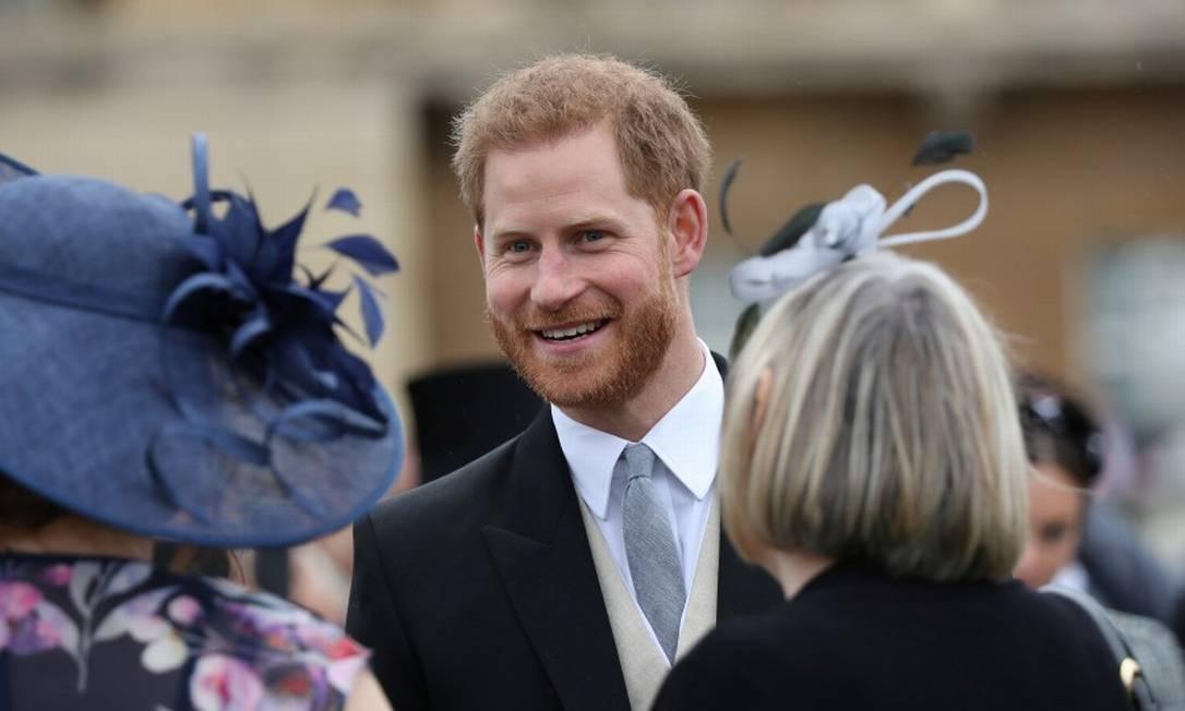 Príncipe Harry Foto: POOL / REUTERS