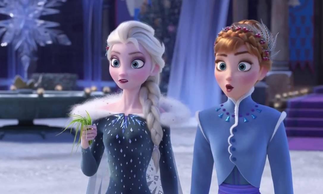 Frozen 2 Foto: Divulgação/Walt Disney Pictures