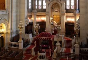 Grande Sinagoga de Paris, na França Foto: Divulgação