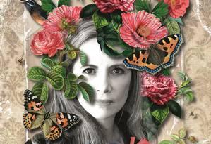 Priscila Bentes: autora de Can@lha.com Foto: Arte de Silvana Mattievich