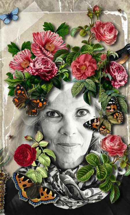 Isabel Dias dá palestras motivacionais para mulheres Foto: Arte de Silvana Mattievich