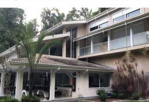 Juiz diz que Souza tentou blindar mansão colocando imóveis em nome de empresa Foto: Divulgação / MPF