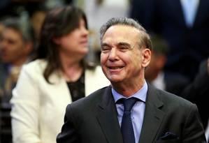 O senador Michel Ángel Pichetto Foto: Agustin Marcarian / REUTERS