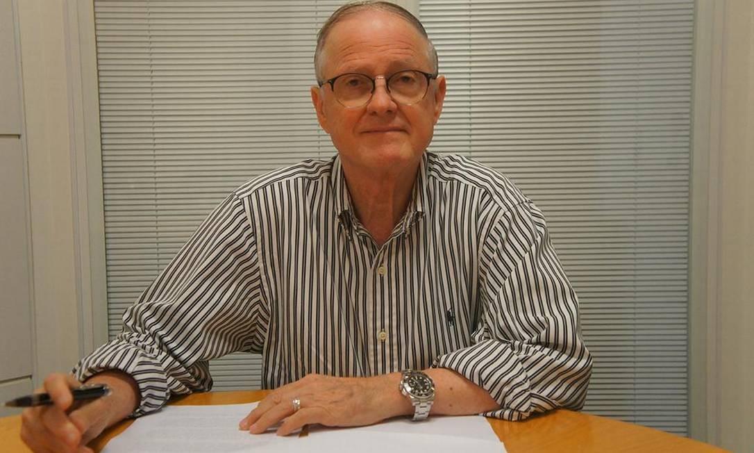Rubens Branco abriu uma empresa simples de crédito, a Lete ESC Foto: Arquivo Pessoal