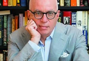 Escritor Michael Wolff, autor de