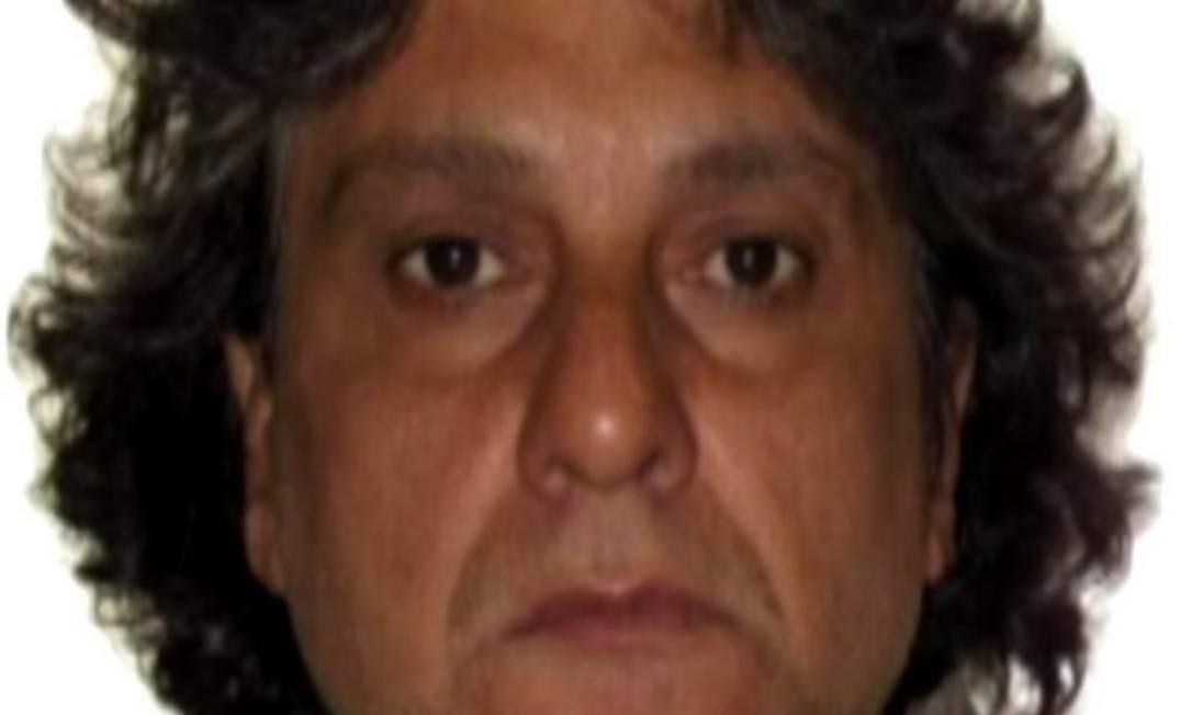 Assassino de ator Rafael Miguel tem foto divulgada: Paulo Cupertino Matias, de 48 anos, matou também os pais do jovem Foto: Reprodução / Redes Sociais