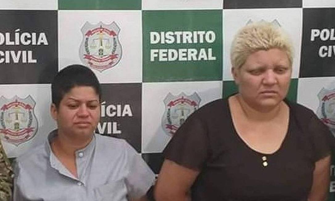 Casal confessou o assassinado de Rhuan Foto: Divulgação / Polícia Civil