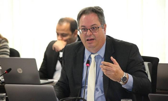 Marcelo Weitzel, conselheiro do CNMP, que foi atacado por um hacker que se passou por ele Foto: Divulgação