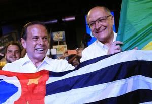 Convenção estadual do PSDB com João Doria e Geraldo Alckmin Foto: Edilson Dantas 28-07-2018 / Agência O Globo