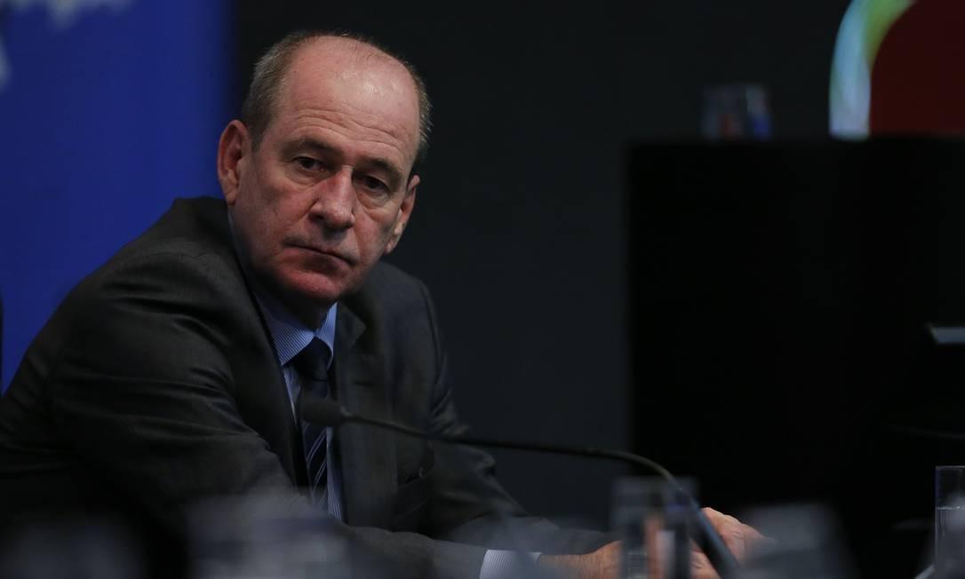 General Fernando Azevedo e Silva, ministro da Defesa Foto: Jorge William / Agência O Globo