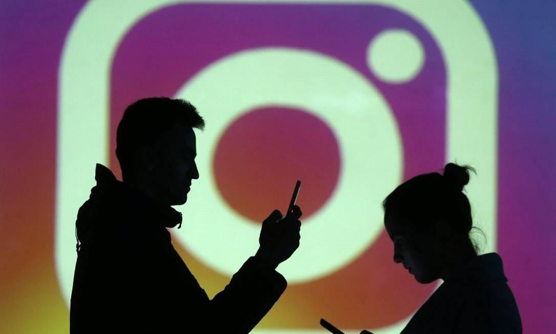 Regulador irlandês vai investigar processamento de dados de menores de 18 anos no Instagram pelo Facebook Foto: Reuters