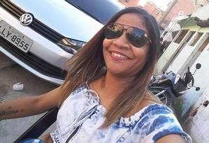 Sheila Machado de Oliveira deixou três filhos menores Foto: Reprodução/Redes sociais Foto: Reprodução