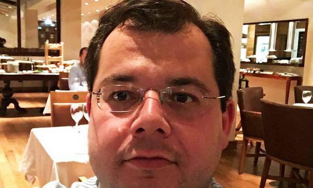 Francisco Prehn Zavascki, filho de Teori Zavascki Foto: Reprodução
