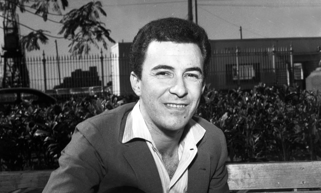 João Gilberto Pereira de Oliveira nasceu em Juazeiro, na Bahia, em 10 de junho de 1931, e dedicou-se à música desde a adolescência Foto: Arquivo / Agência O Globo