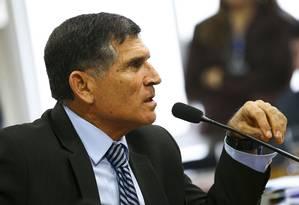 General Santos Cruz participa de audiência pública na Comissão do Senado Foto: 13/06/2019 / Marcelo Camargo/Agência Brasil