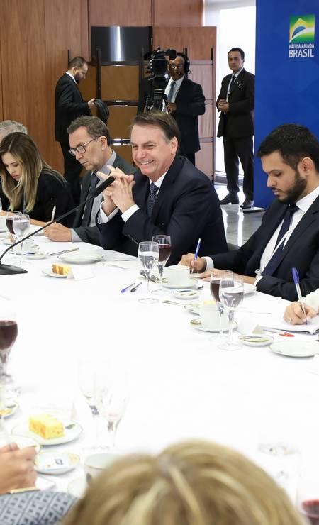Segundo Bolsonaro, a exoneração deve ser publicada nos próximos dias no Diário Oficial Foto: Marcos Corrêa / PR