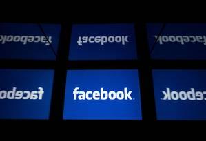 Facebook: criptomoeda poderá incrementar vários mercados on-line. Foto: LIONEL BONAVENTURE / AFP